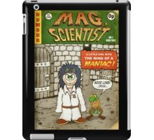 Mag, Scientist iPad Case/Skin