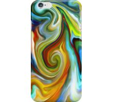 Abstract + Product Design iPhone Case/Skin