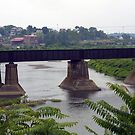 Railroad Trestle Across The Potomac (as-is) by Abbey Walls