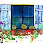 The Window by Kay  G Larsen