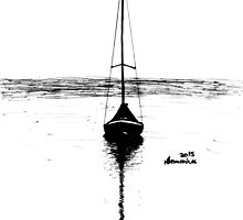 Sailboat by createdtocreate