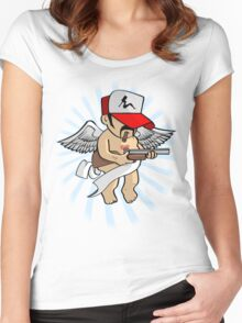 Shotgun Wedding Women's Fitted Scoop T-Shirt
