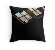 Captians Window  Throw Pillow