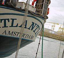 Atlantis In Belfast by blueguitarman