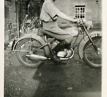 Easy Rider circa 1947 by Mike Oxley