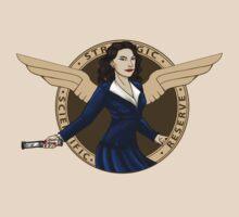 Agent Peggy Carter T-Shirt