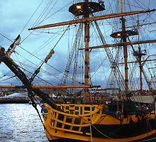 Armada Ahoy! by doreeN Zhang
