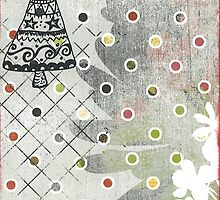 Folksy Tree Spots by Susie Ioia