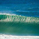 Winter Swell Lines by Mark van den Hoek