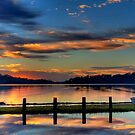 Morning Reflections by Mark van den Hoek