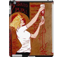 True Blood Nouveau red iPad Case/Skin