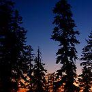 Lunar Sunset by Jonathan Parrish