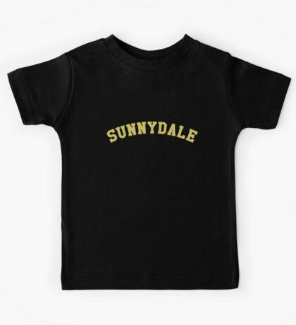 Sunnydale Kids Tee