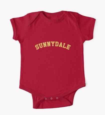 Sunnydale One Piece - Short Sleeve