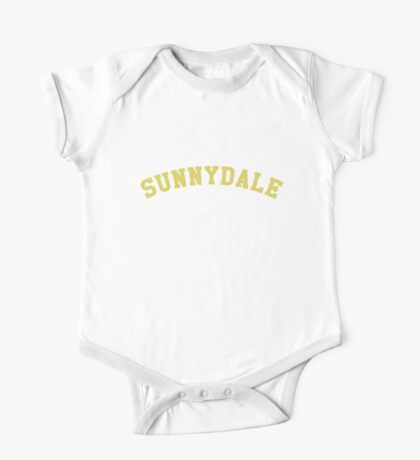Sunnydale One Piece - Short Sleeve