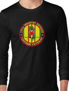 199th Infantry - Vietnam Veteran Long Sleeve T-Shirt
