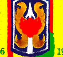 199th Infantry - Vietnam Veteran Sticker