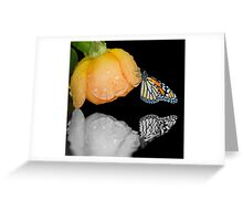 Reflecting Our True Colors Back To The World Greeting Card