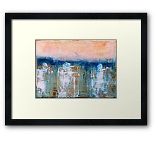 Three Princes - study Framed Print