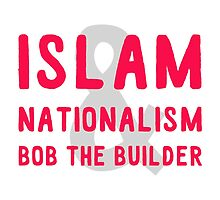 Islam, Nationalism, and Bob the Builder - Tim Minchin by Jackson Keeley