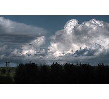 Breathtaking Cloudscape Photographic Print