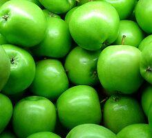 Mmmm... Apples!!! by Carlos Rodriguez