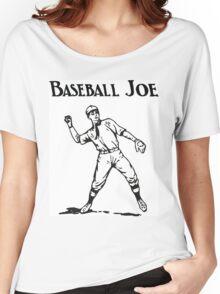 Baseball Joe Women's Relaxed Fit T-Shirt