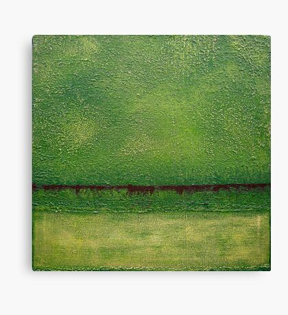 Organic Elements Series XIV Canvas Print