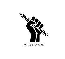 """""""Je suis CHARLIE!""""....French solidarity! by Kricket-Kountry"""