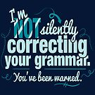 Silently Correcting Your Grammar by fishbiscuit