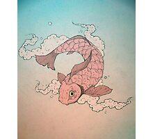鯉 Photographic Print