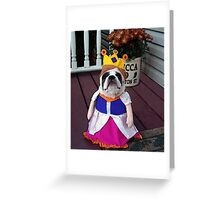 The Princess 2004 Greeting Card