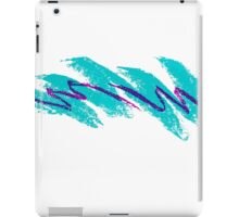 Jazz Solo Paper Cups iPad Case/Skin