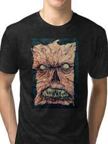 Necronomicon ex mortis Tri-blend T-Shirt