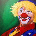Hello Clown by PSOVART by psovart