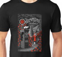 The Outsmarting of Criminals Unisex T-Shirt
