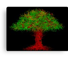 Dreamer's Tree Canvas Print