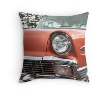 Love Those Lines Throw Pillow