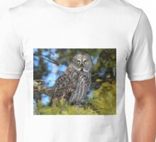 Out of the shadows Unisex T-Shirt