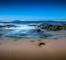 Mystical Beach by DavidMelville