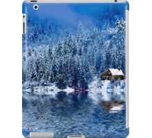 I Loved You In Winter! iPad Case/Skin