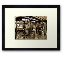 Pay Framed Print