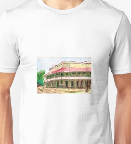 old pub miniture Unisex T-Shirt