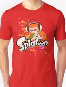 Splatoon - Inkling Girl T-Shirt