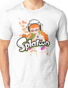 Splatoon - Inkling Girl Unisex T-Shirt