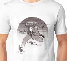 Particle Ray- Man of the Minute  Unisex T-Shirt