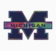 University of Michigan Logo  by Jason Levin