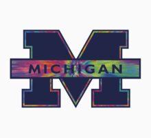 University of Michigan Logo  by Jason Levin