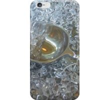 The Scoop on Crystals iPhone Case/Skin