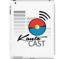 Kanto Cast Podcast iPad Case/Skin
